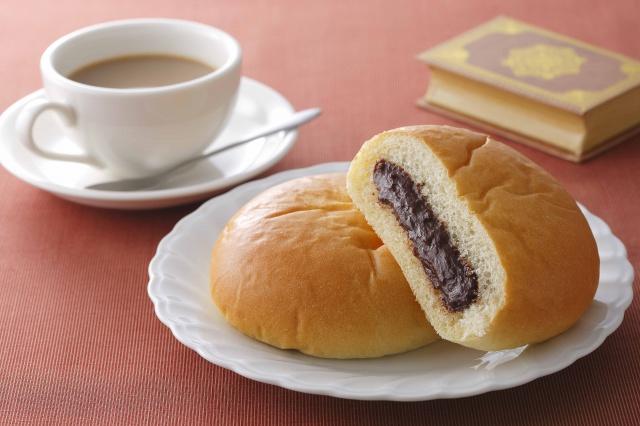 チョコミルクパン