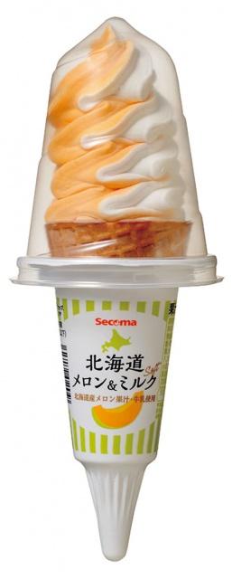 北海道メロン&ミルク-2
