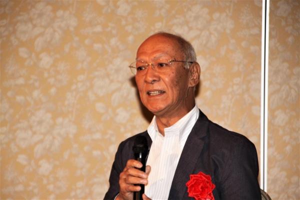 北海道経営未来塾でオリエンタルランド元副社長柴洋二郎氏が「集客の秘訣」を講演