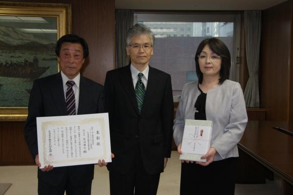 141015北海道労働局長受賞表彰式 011